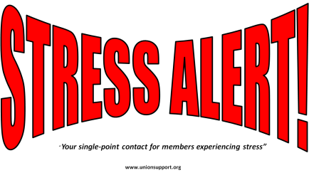 HCMAS Stress Alert